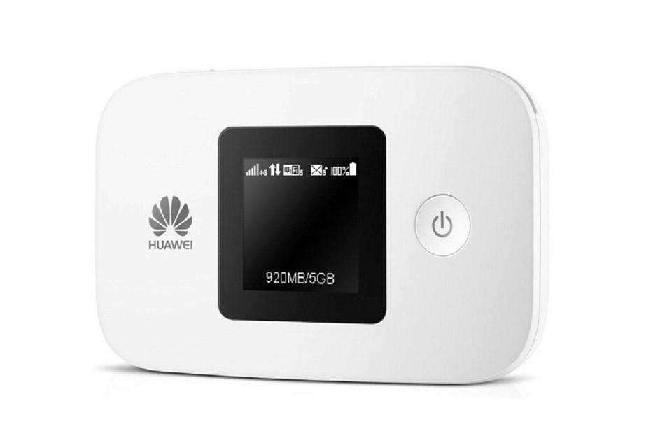 Huawei E5577C mobil 4G router - anmeldelse af mobile bredbånds routere