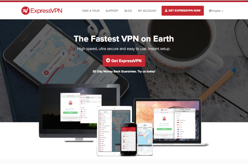 VPN for Netflix - ExpressVPN